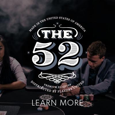 The 52 Eliquid