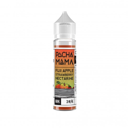 Pachamama - Fuji Apple - E-liquid
