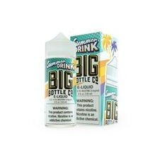 Big Bottle Co. - Strawberry Milk