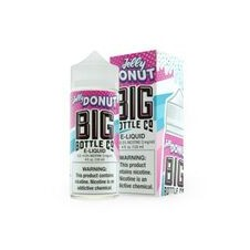 Jelly Donut by Big Bottle Co. Eliquid