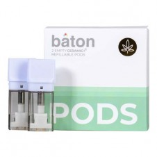 Baton Ceramic Pods - 2 Pack