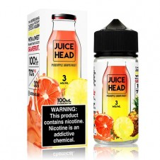 Juice Head - Pineapple Grapefruit