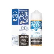 Emergency Vape Stash - Lemon Cheesecake