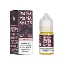 Pacha Mama Salt - Starfruit Grape