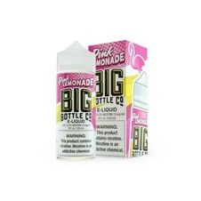 Pink Lemonade by Big Bottle Co. Eliquid