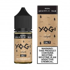 Yogi Salts - Original Granola Bar