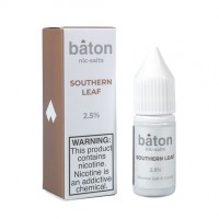 Baton - Southern Leaf Salt 10ml Bottle