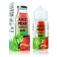 Juice Head - Strawberry Kiwi 100ml Eliquid