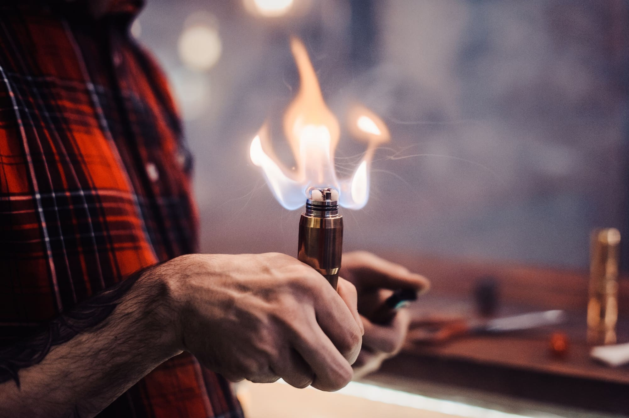 Control the Burn: Why Your Vape Tastes Burnt and What to Do About It